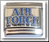 Air Force Italian Charm