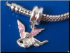 Dangle Angel Sterling Silver Bead