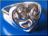 Puppy Love Sterling Silver ring